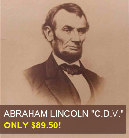 Abe Lincoln Picture