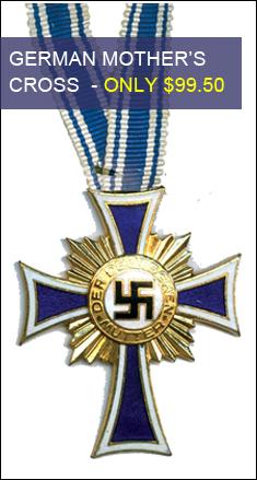 German Nazi Mother Medals
