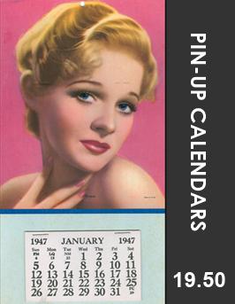 pin up calendars
