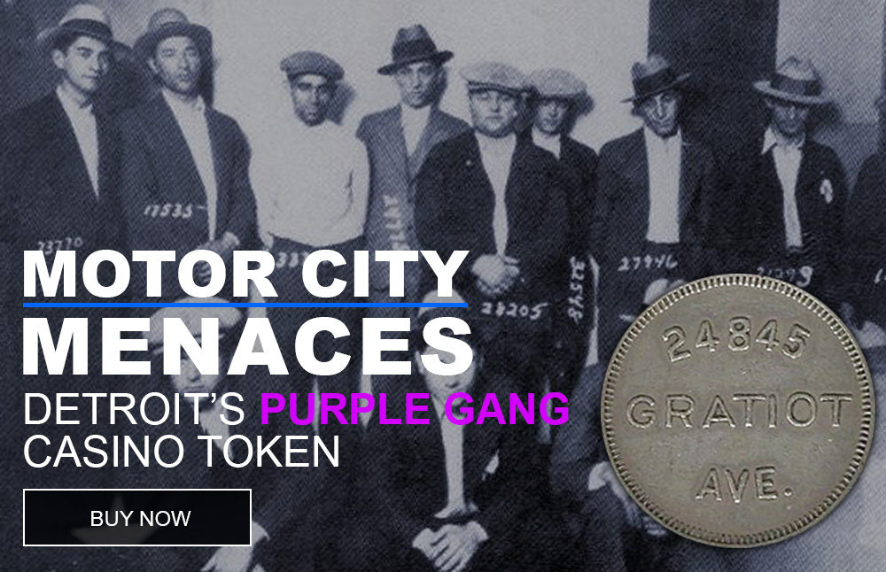 Purple Gang Casino Token